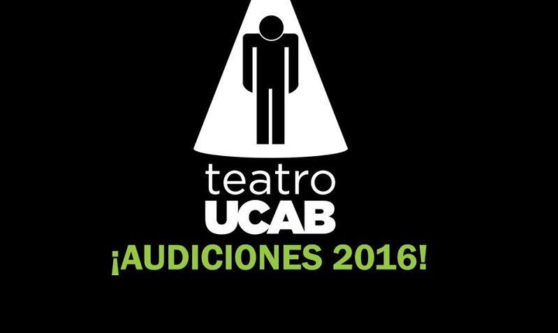 Comienzan las audiciones para Teatro UCAB