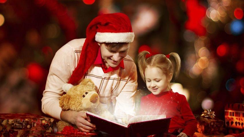 Ocho cuentos navideños para los pequeños de la casa