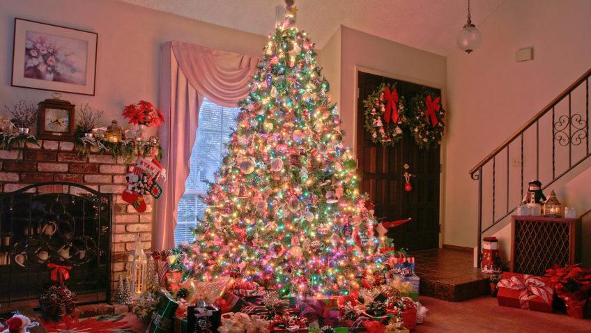 Así se vive la navidad