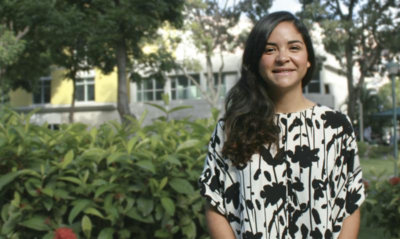 Entrevista a los ganadores: Luisana Balbi