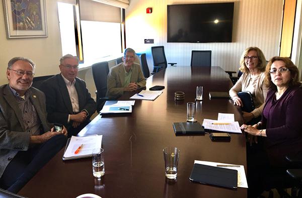 AJCU refuerza sus vínculos con universidades latinoamericanas