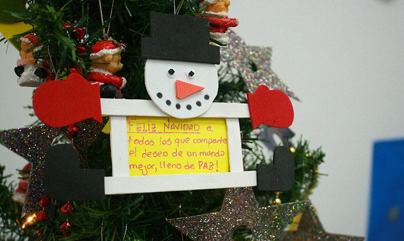 UCAB: alegría y navidad