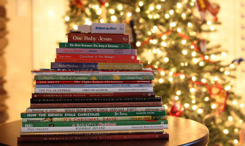 Libros clásicos de navidad para terminar vacaciones