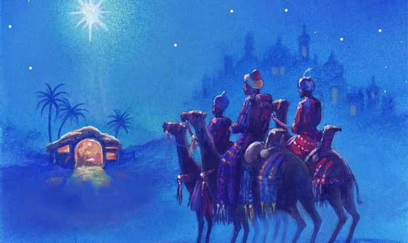 Ver Fotos De Los Reyes Magos De Oriente.De Oriente Vinieron Unos Magos Elucabista Com