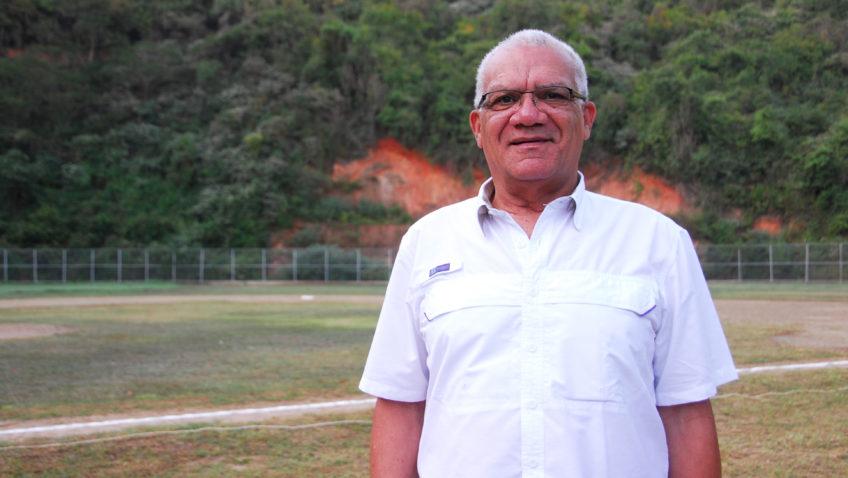 Oswaldo Blanco visita la UCAB