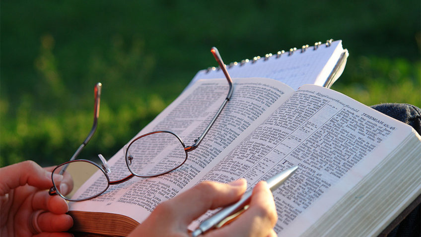 Estudia y conoce la palabra de Dios