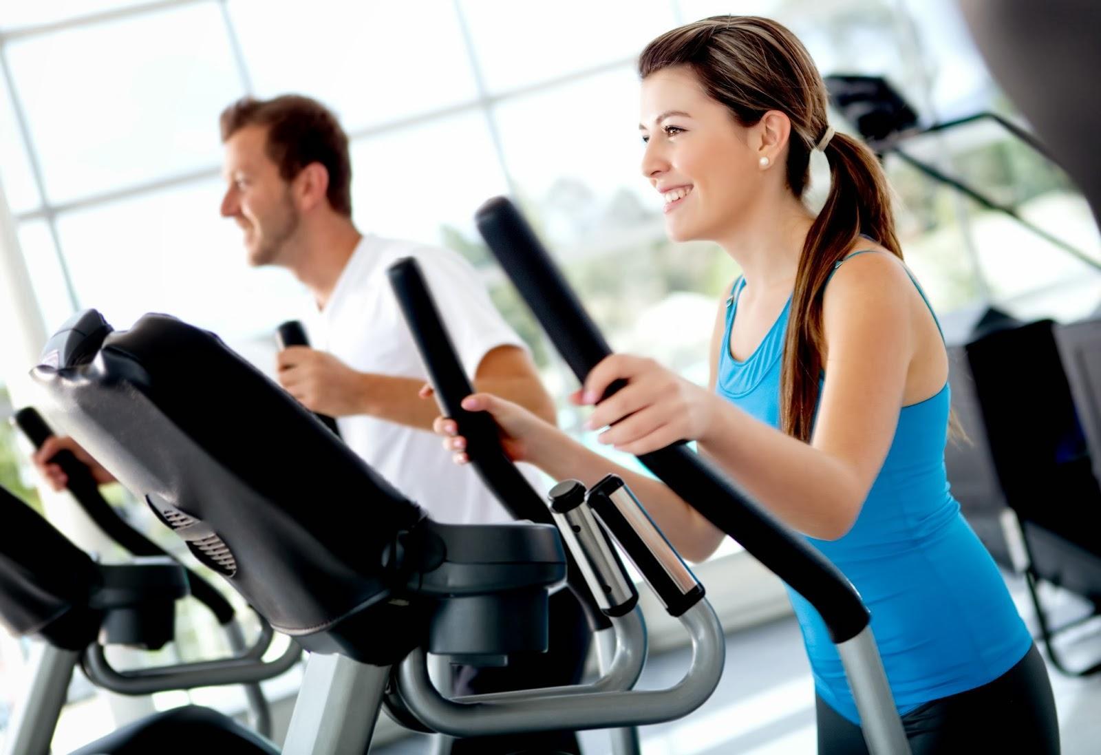 Progresa rápido en el gimnasio
