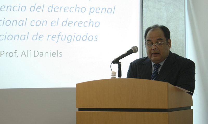 Comenzaron las Jornadas de Derecho Internacional Penal