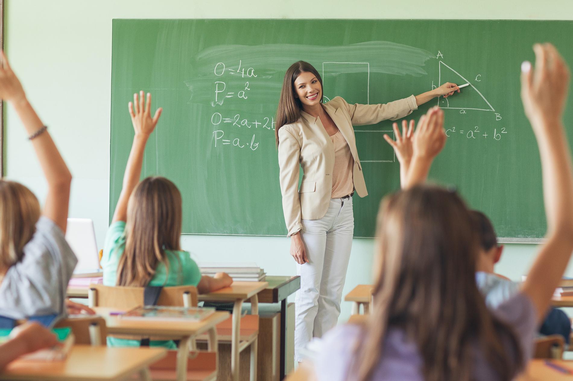 Razones para que salgas con los estudiantes de Educación