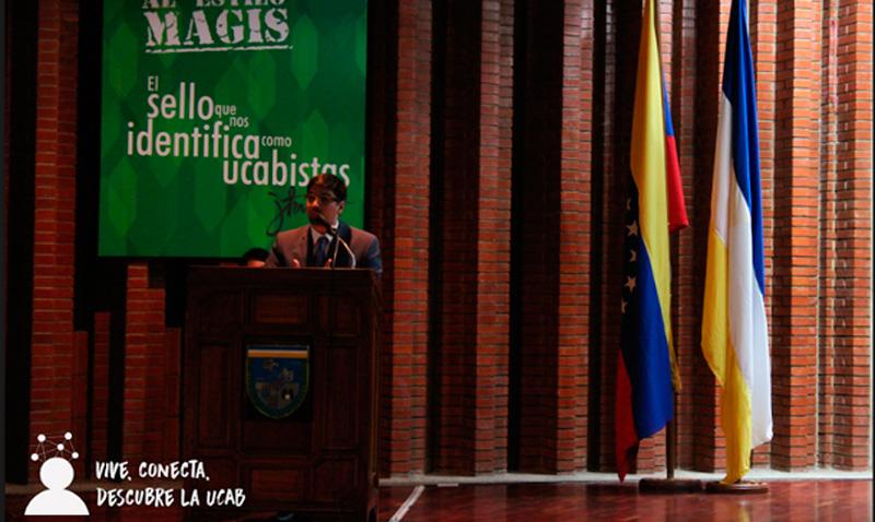 Gabinete UCAB comenzó su nueva gestión en el Aula Magna