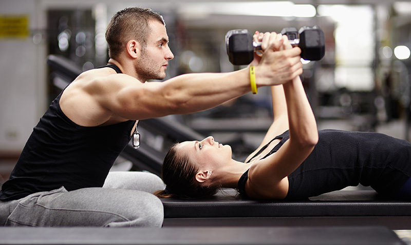7 consejos para empezar en el gimnasio