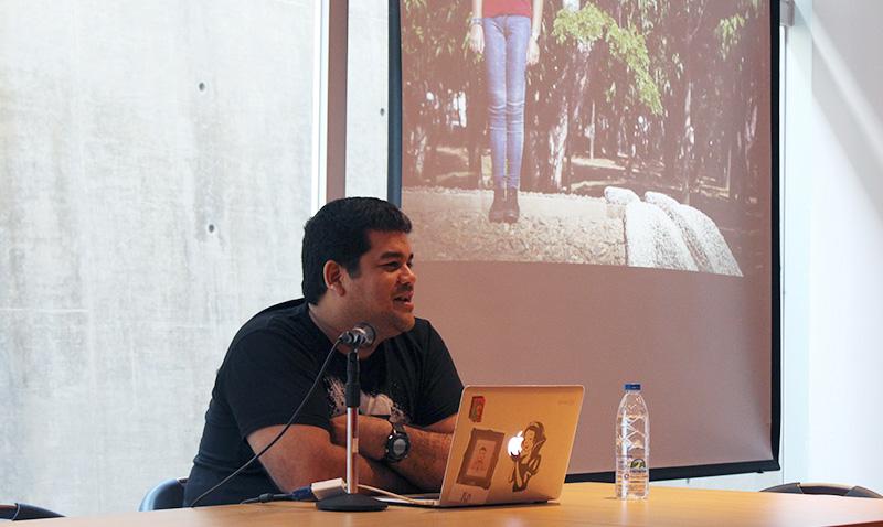 Fotografías del día a día: Ricardo Arispe