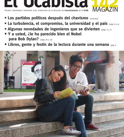 El Ucabista Magazín # 142
