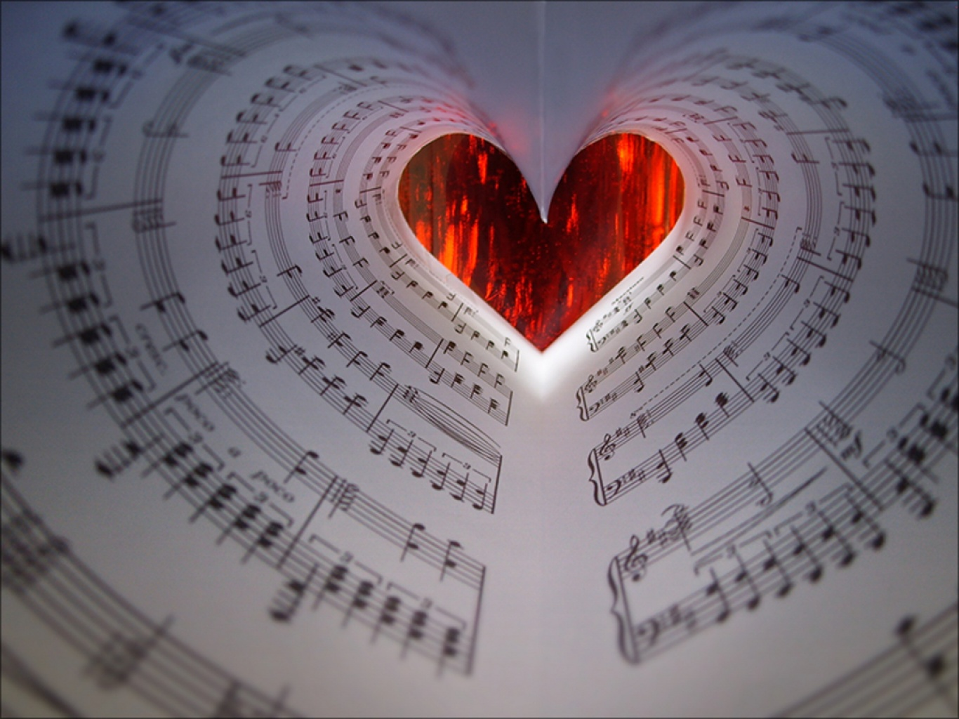 Playlist para un día romántico