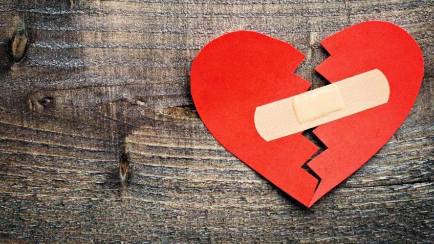 Receta para superar una ruptura amorosa