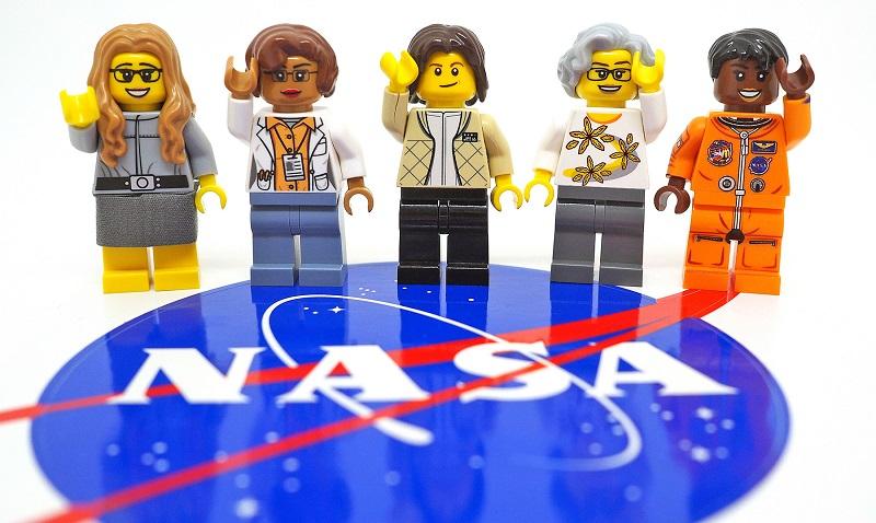 Las futuras astronautas