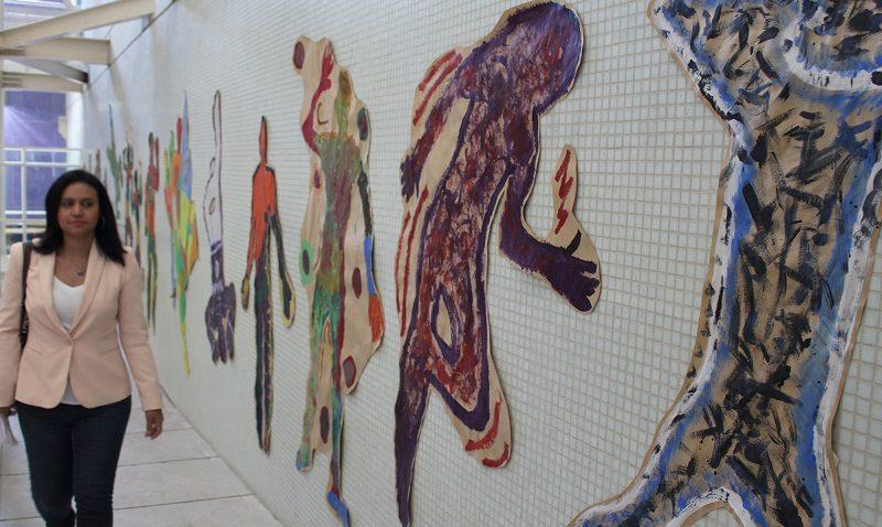 La «Cartografía viva» de Antímano se expone en Centro Cultural UCAB