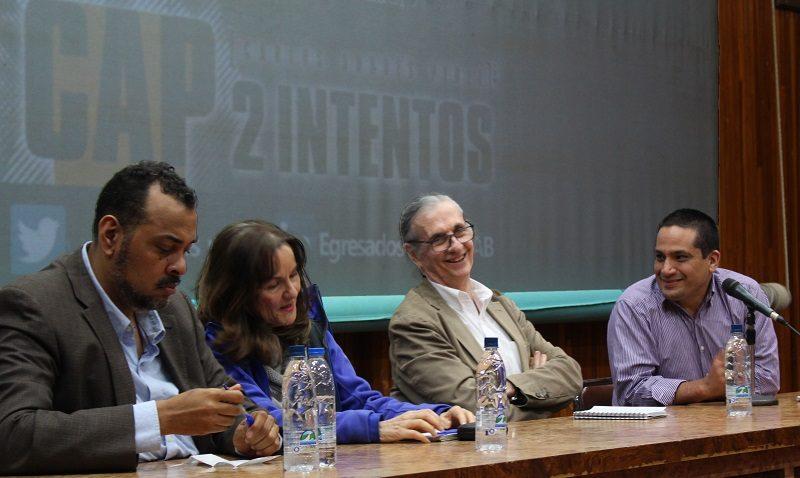 El Ucabista pregunta a… Carlos Oteyza