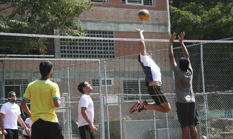 ¿Voleibol en la UCAB? ¡Claro que sí!