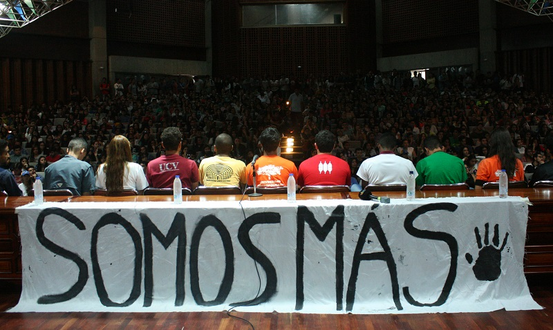 Movimiento Estudiantil realizará vigilia de 12 horas