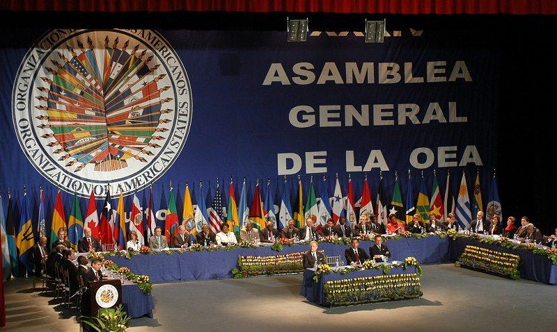 Facultad de Derecho de la UCAB deplora anuncio del gobierno de retirarse de la OEA