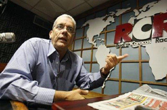 Falleció el periodista Javier Perera