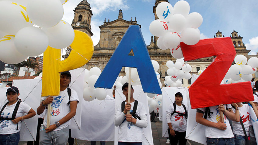 Colombia y Venezuela en los acuerdos de paz