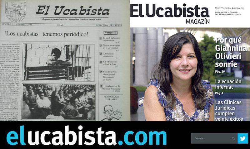 El Ucabista: 22 años de periodismo universitario