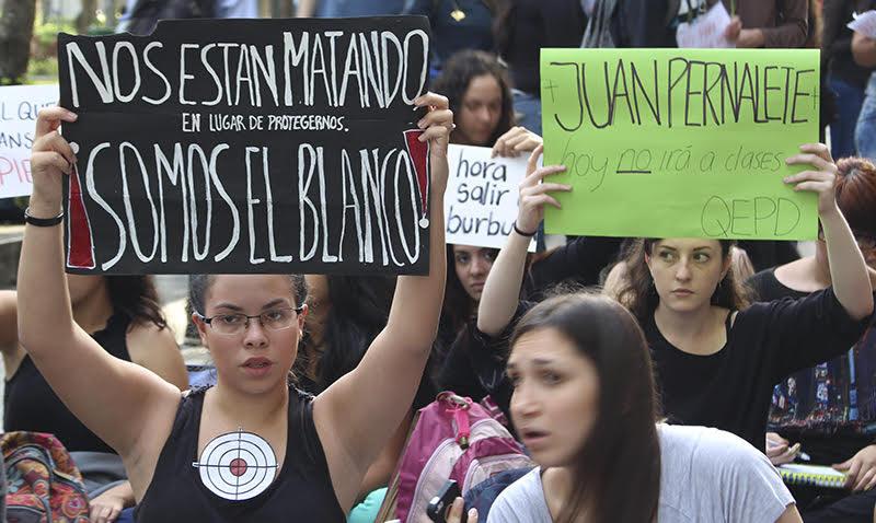 Ucabistas alarmados ante recrudecimiento de la represión