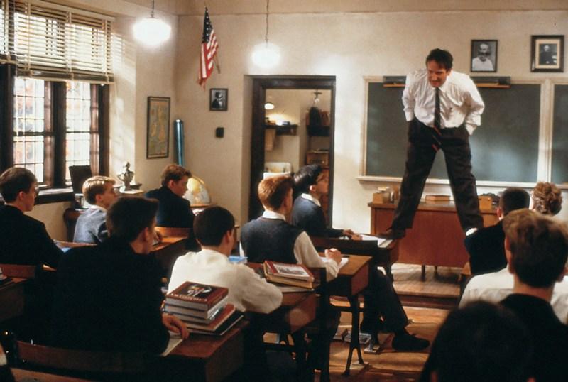 Cinco películas que todo universitario debe ver