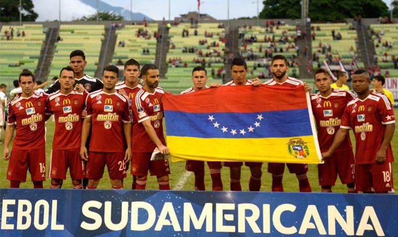 Deportistas también protestan por crisis en Venezuela