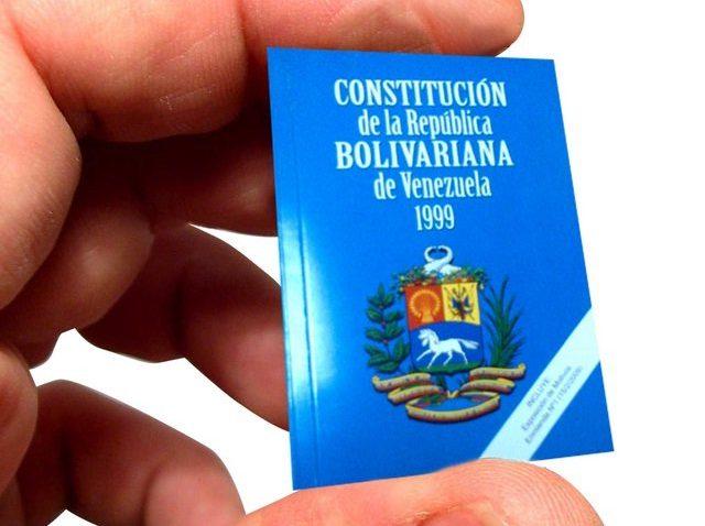 Academias Nacionales se pronuncian contra convocatoria presidencial a Constituyente