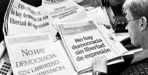 A propósito del Día Mundial de la Libertad de Prensa