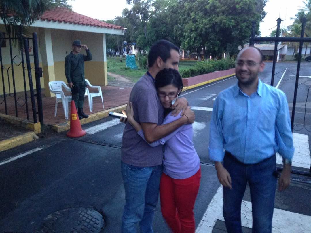 Habla Marcos Valverde, profesor detenido en UCAB Guayana
