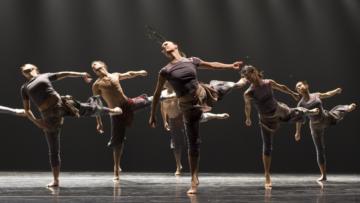 Talento U: protesta a través de la danza