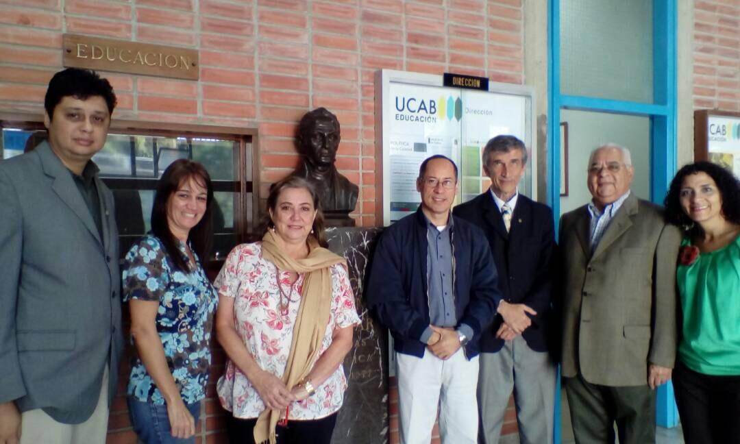 La UCAB firmó convenio con FIPAN para desarrollar programas de formación