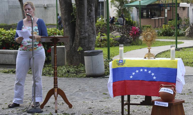 Una oración por Venezuela desde la UCAB