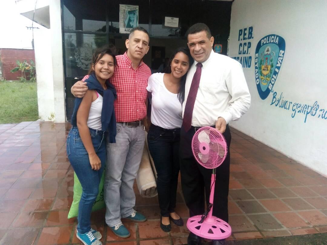 Liberan a dos estudiantes de UCAB Guayana detenidas el 09 de junio