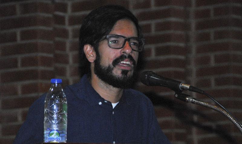 El Ucabista pregunta a… Miguel Pizarro