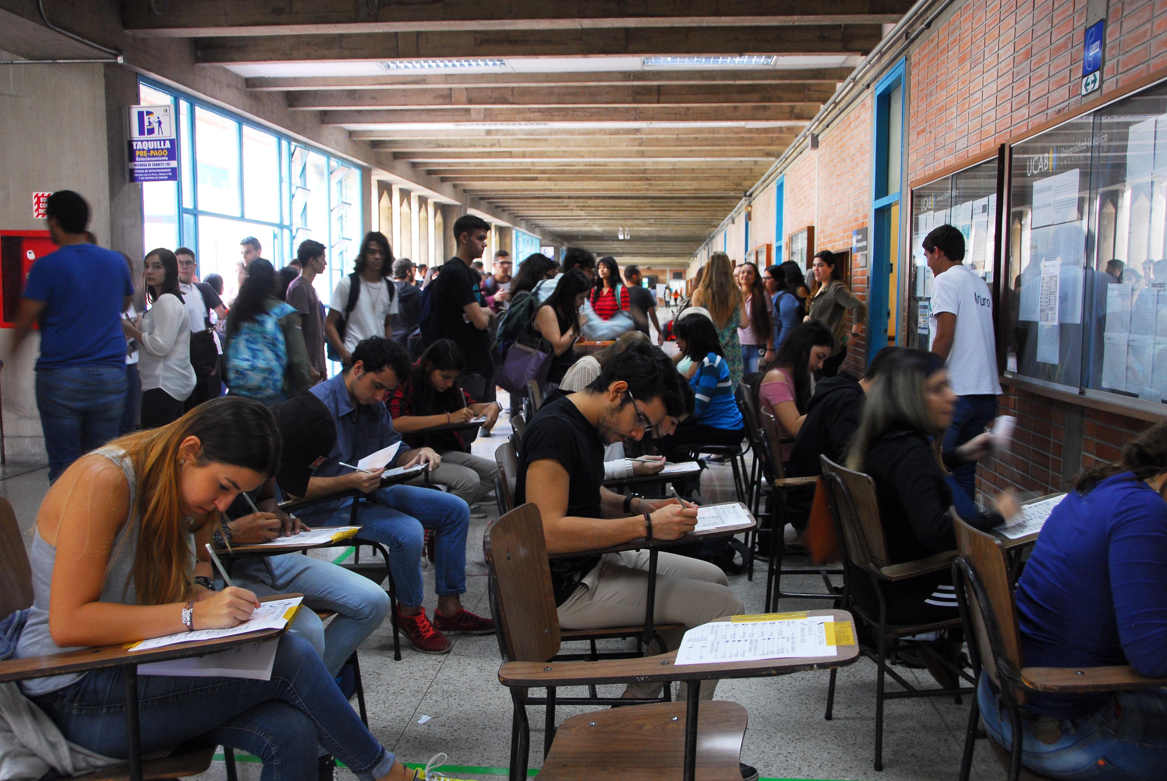 La UCAB tiene nuevos representantes estudiantiles