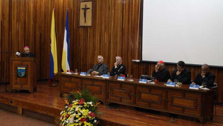 Conferencia Episcopal instaló en la UCAB su 108 Asamblea Ordinaria Plenaria
