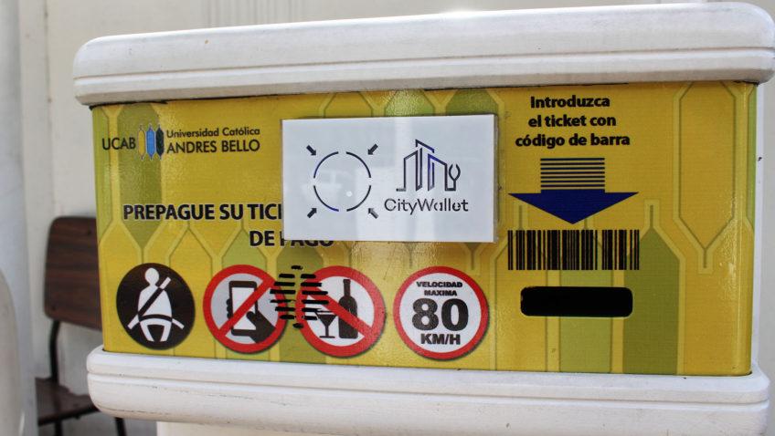 Ya entró en funcionamiento Citywallet: el nuevo sistema de pago del estacionamiento