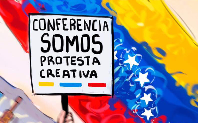 Un encuentro para reflexionar sobre la protesta creativa