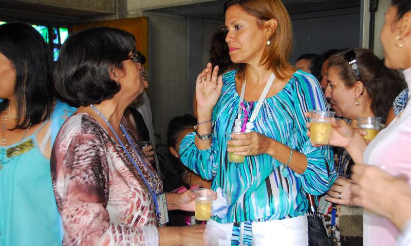 #Fotos: Así homenajeó la UCAB a los secretarios
