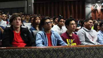 La UCAB comenzó a recibir a sus nuevos estudiantes