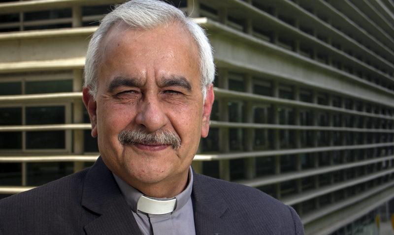 """""""En la UCAB no nos rendimos"""": Carta de bienvenida del rector Francisco Virtuoso"""