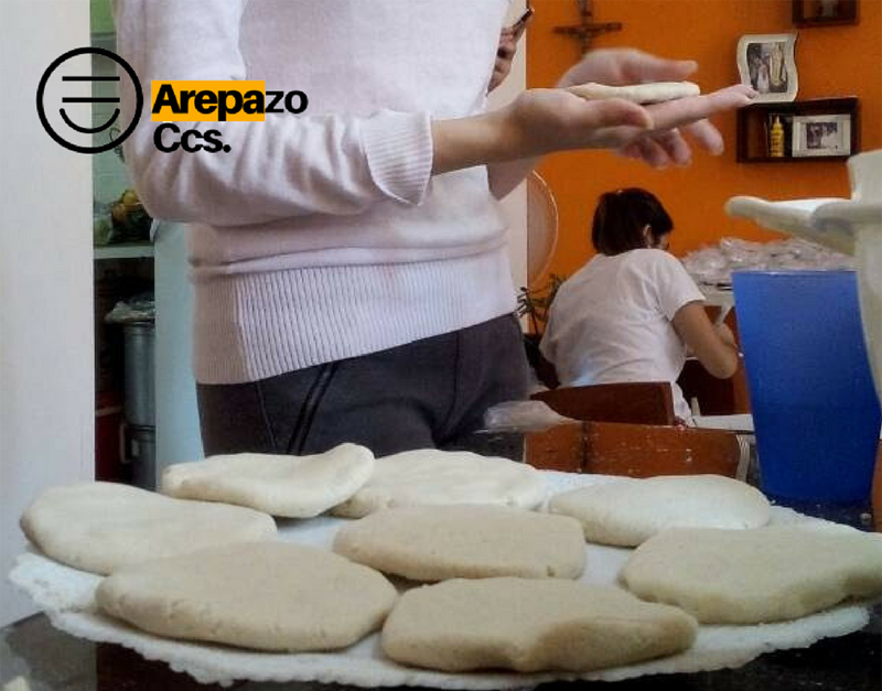 Arepazo Caracas solicita donaciones para su cuarta jornada