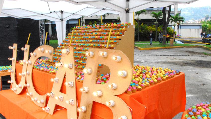 Así festejaron los ucabistas el cumpleaños 64 de la universidad (+FOTOS)