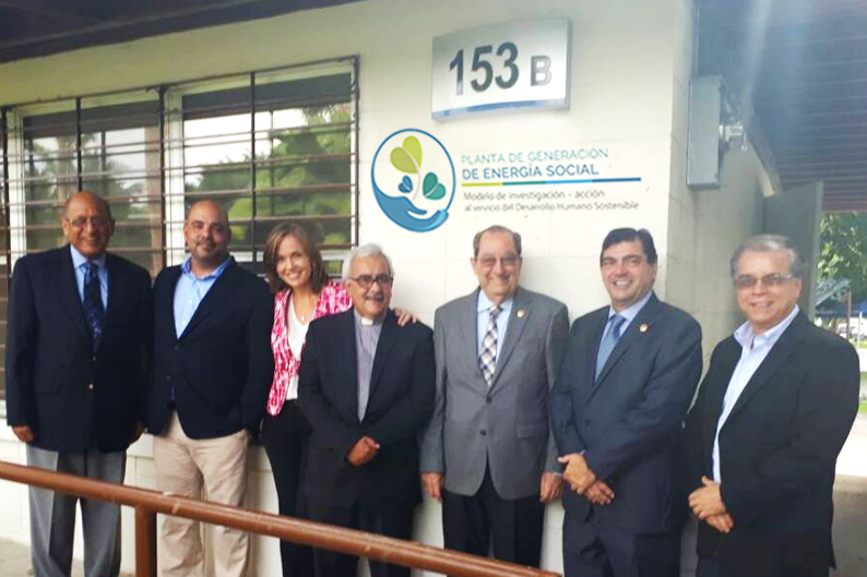 La UCAB abrió centro de investigación social en Panamá
