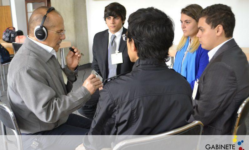 Gabinete UCAB invita a la competencia que plantea soluciones para el país